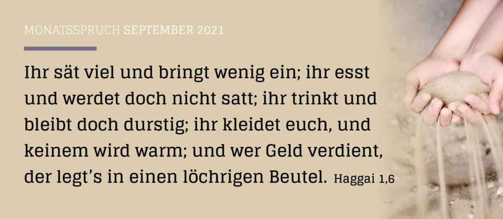 Text: Lutherbibel, revidiert 2017, © 2016 Deutsche Bibelgesellschaft, Stuttgart - Grafik: © GemeindebriefDruckerei